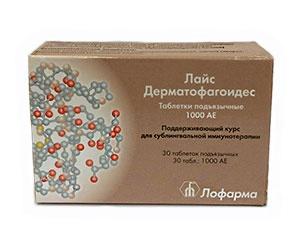 лайс дерматофагоидес инструкция